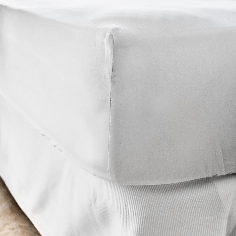 Wonderful Fitted Sheet 300 Thread Count Egyptian Cotton Lisbon