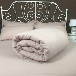 Duvet Cover Linen Atlanta Rose