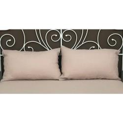 Pillowcase Classic Linen Atlanta Rosé