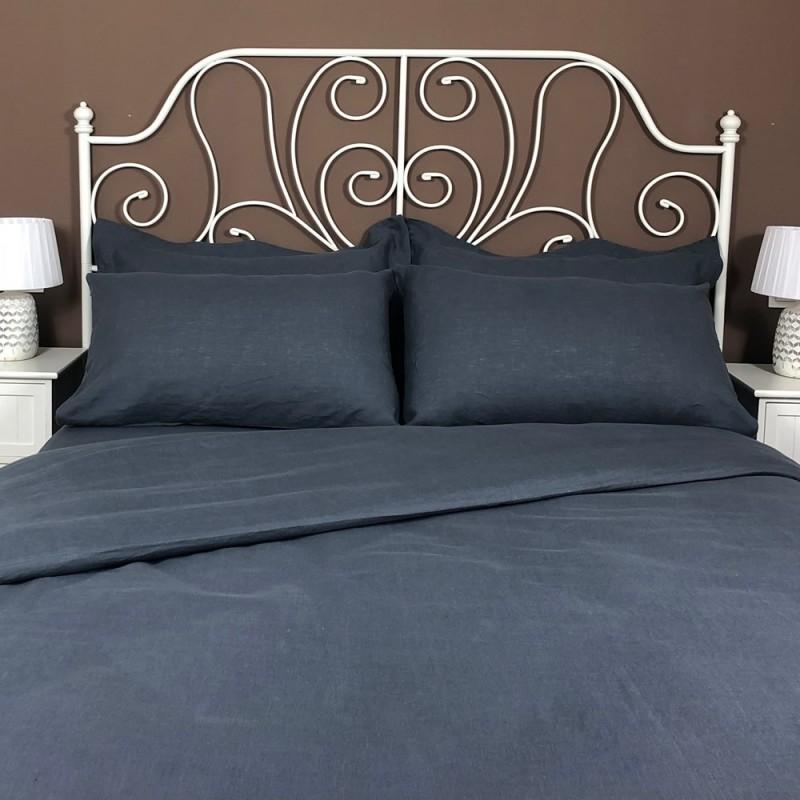Classic Linen Pillowcases | The Linen