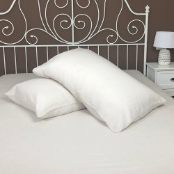 Pillowcase Classic Linen Atlanta Cream