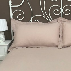 Pillowcase Oxford Linen Atlanta Rose
