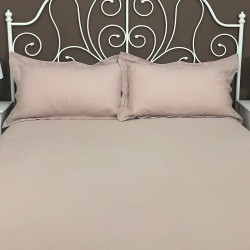 Pillowcase Oxford Linen Atlanta Rose Twin Set