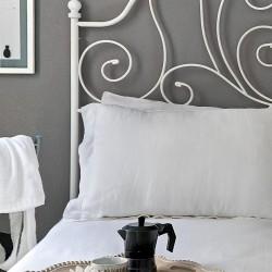 Pillowcase Oxford Linen Atlanta with Coffee Maker