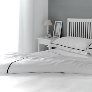 Harmony luxury pure cotton duvet cover