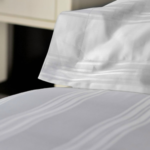 high quality cotton flat sheet Heathcote collection
