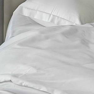 Provence cotton duvet cover