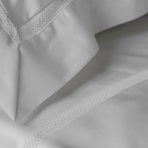 Egyptian Cotton flat sheet Victoria Collection 300 thread count