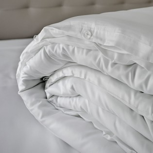 Luxury White Duvet Covers