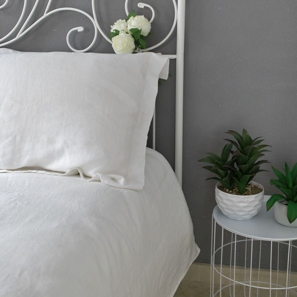 Natural Bed Linen Flax
