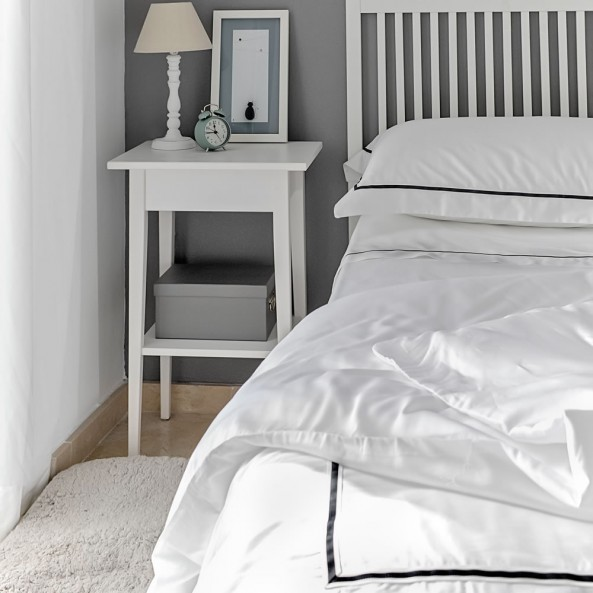 Cotton and Linen Luxury Bed Linen